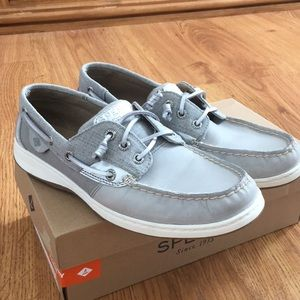 Sperry Top-Slider with Memory Foam